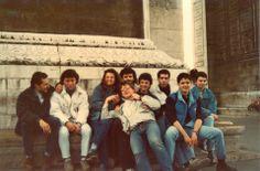 "Allievi, 1987. Istituto Statale d'Arte ""Stagio Stagi"" Pietrasanta."