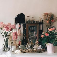 decor wiccan witch room witchy modern wicca pagan decorations uploaded user altar