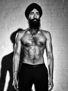 Introducing the New J. Lindeberg (and an Impressively Buff Waris Ahluwalia)