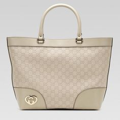 8d6c11b9f1eaa1 Gucci Lovely Large Tote Off-White 237071 Sale Gucci Handbags Outlet,  Designer Handbags On