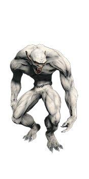 Vampire Beast (Mesh)