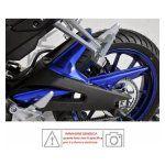 Prezzi e Sconti: #Ermax 7302y1123 parafango posteriore mt 125  ad Euro 194.99 in #Ermax #Moto moto carrozzeria