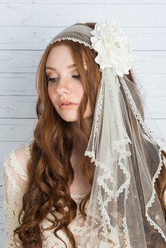 Silk Headsash Juliet Veil Juliet Veil