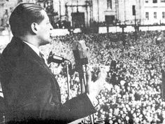 Colombia recuerda al revolucionario Jorge Eliécer Gaitán