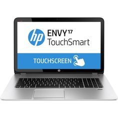 """@Overstock - HP ENVY TouchSmart 17-j100 17-j153cl 17.3"""" Touchscreen LED (BrightVie - HP ENVY TouchSmart 17-j100 17-j153cl 17.3"""" Touchscreen LED (BrightView) Notebook - Refurbished - Intel Core i7 i7-4700MQ 2.40 GHz  http://www.overstock.com/Electronics/HP-ENVY-TouchSmart-17-j100-17-j153cl-17.3-Touchscreen-LED-BrightVie/9437538/product.html?CID=214117 $792.99"""