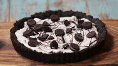 Oreo Pie ~ Recipe | Tastemade
