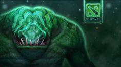 Dota 2 Art Tidehunter 1k