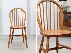 イギリスアンティークスティックバックチェア椅子北欧G 800/13000円 〆02月13日