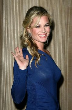 Rebecca Romijn ...... In 2000's X-Men Romijn had her first major movie role as Mystique; she returned to the role in 2003's sequel X2: X-Men United, and again for X-Men: The Last Stand (2006).
