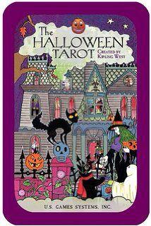 Halloween Tarot (tin).