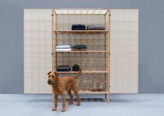 Mieke Meijer bases Airframe 01 cabinet on aeroplane design