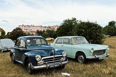 #Peugeot #203 et #404