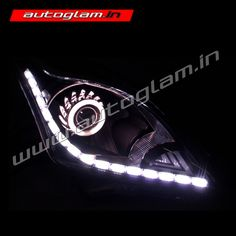 Ford Ecosport HID LED Projector Headlights provides amazing light output in all weather conditions. These headlights are easy to install Hidden Projector, Led Projector, Custom Headlights, Projector Headlights, Ford Ecosport, Car Lights, Car Accessories, Diesel, Audi