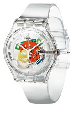 Watches By SJX: Introducing the Swatch Random Ghost, the return of the Jellyfish Cool Watches, Watches For Men, Men's Watches, Watches Online, Marc Jacobs Watch, Skeleton Watches, Tablet, Diy Schmuck, Sea Glass Jewelry