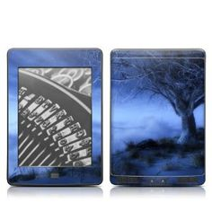 Decalgirl Kindle Touch Skin -  World's Edge Winter    Check it out!    http://Techgagets.com /index.php?page=360261