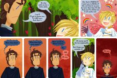 doki doki CheckMate: The Black Knight | webcomic
