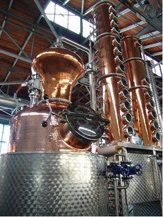 A Holtein Copper Still Distillery, Brewery, Distilling Equipment, Copper Still, Moonshine Still, Whiskey Girl, Pot Still, Home Brewing, Silver Stars