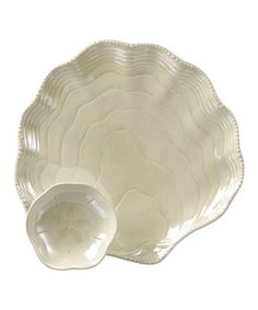 This Coastal Life Chip & Dip Server by Grasslands Road is perfect! #zulilyfinds