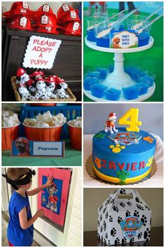 20 PAW Patrol Birthday Party Ideas