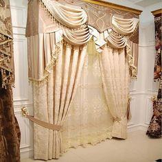 Look what I found Via Alibaba.com App: - 100% Polyester Drapery Window Fabric Curtain Wholesale