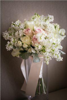 ライラックのウェディングブーケ Wedding bouquet - AGEMINI