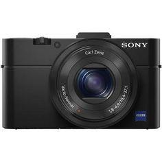 Sony Cyber-shot DSC-RX100 II Digital Camera. in my dreams.