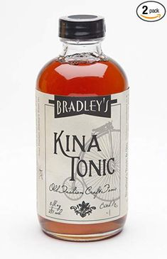 Bradley's Kina Tonic - Bradleys Tonic Co. All You Need Is, Best Gin And Tonic, Gin And Soda, Tonic Syrup, Cocktail Mixers, Tonic Water, Cocktails, Drinks, Drinking