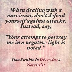 Do narcissists come back after no contact