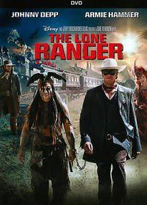 The-Lone-Ranger-DVD-WS-2013-Armie-Hammer-Johnny-Depp-Disney-NEW
