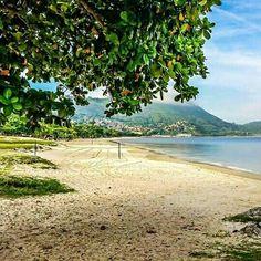 Praia de Charitas Niterói RJ
