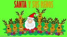 Santa y sus renos - cuento de navidad para niños Snoopy, Fictional Characters, Art, Tinkerbell, Short Stories, Hilarious, Papa Noel, Art Background, Kunst