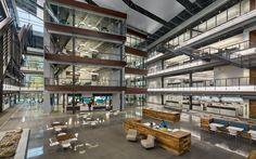 Jackson National Life Insurance Company Headquarters | Gresham, Smith, and Partners