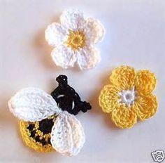 about Applique crochet on Pinterest   Crochet appliques, Appliques ...