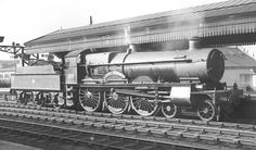 BR (GWR)  Saint class 4-6-0  No 2975 'Lord Palmer' Steam Railway, Great Western, Train Engines, Steam Engine, Locomotive, Paddle, Westerns, Steampunk, The Past