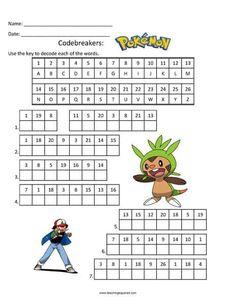 Best Indoor Garden Ideas for 2020 - Modern School Age Activities, Activities For Boys, Math For Kids, Learning Activities, Kids Learning, Kids Fun, Pokemon Birthday, Pokemon Party, Pokemon Craft