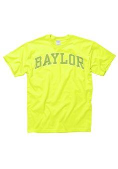 Baylor Women's Neon Spring Break Shirt
