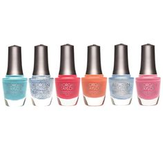 "Morgan Taylor Professional Nail Lacquer ""Cinderella Collection"""
