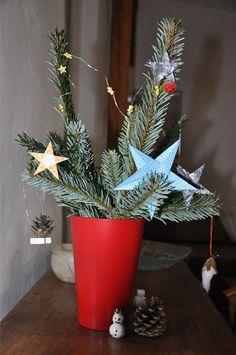 Papierstern Fürweihnachten Basteln