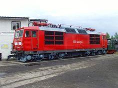 BR 180 DB Cargo