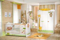 muebles para el bebé