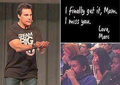 Marc Mero Speech To Middle Schoolers