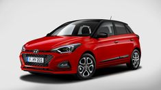 The 2018 Hyundai gets a bit of a facelift as Hyundai refresh their Fiesta competitor, add more technology, a DCT 'box and drop the diesel engine option. Hyundai I20, New Hyundai, Toyota Land Cruiser, Chrysler Airflow, Nissan March, Bentley Mulsanne, Peugeot 2008, Cars Uk, Autos