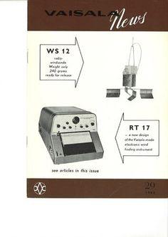 Vaisala News 29 1966 Make It Simple, News