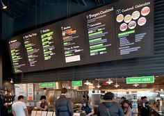 43 best Menu board idea images on Pinterest | Restaurant design ...