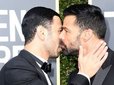 Ricky Martin has confirmed reports he's a married man.The singer revealed on Wednesday that he and longtime partner Jwan Yosef have tied the knot. Ricki Martin, Hot Men Bodies, Pool Party Outfits, Latin Men, Scruffy Men, Body Anatomy, Cute Gay Couples, Important People, Beautiful Love