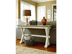 Shop For Universal Furniture Drop Leaf Console Table, 128816, And Other  Living Room Console