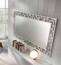 grande #specchiera rettangolare #mirror