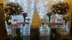 Mesa dos doces By Luques Decorações