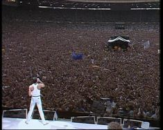 """Live Aid  Say what you want about """"Feed the World,"""" (""""There won't be snow in Africa this Christmas""""? Who gives a shit?), Live Aid, the massive concert organized by Bob Geldof to fight famine in the third world is estimated to have raised £150 million. That's a lot of mouths that are no longer hungry, and all thanks to awesome music."""