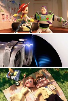 Leave it to Disney•Pixar to put a smile on your face.